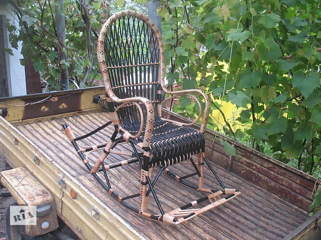 купить бу мебель из лозы в Золотоноше