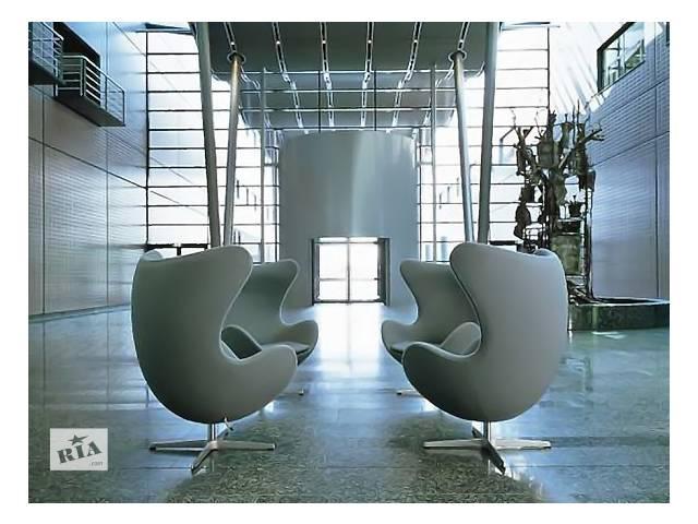купить бу Дизайнерское кресло Эгг в Днепре (Днепропетровске)