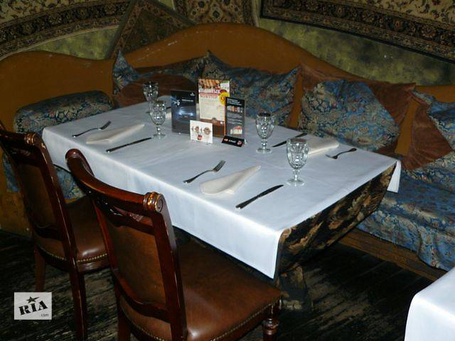 бу Мебель для кафе и ресторанов Барные столы б/у в Киеве