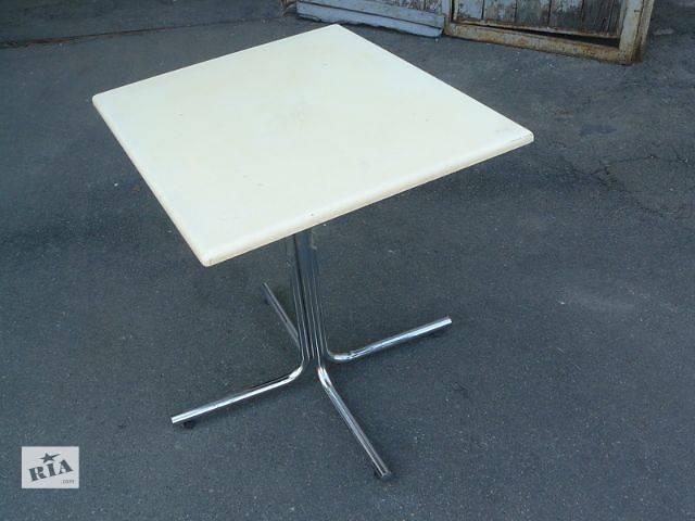 Мебель для кафе и ресторанов Барные столы б/у- объявление о продаже  в Киеве