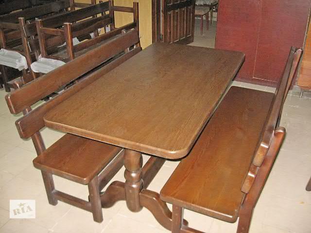столы и лавки- объявление о продаже  в Славянске
