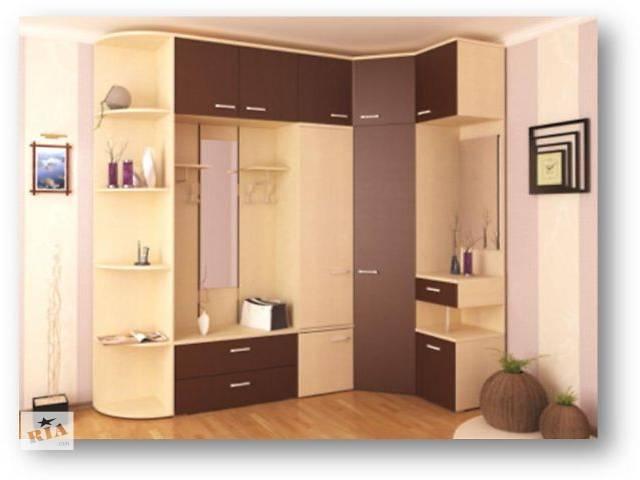 купить бу Мебель для прихожей Прихожие на заказ новый в Киеве