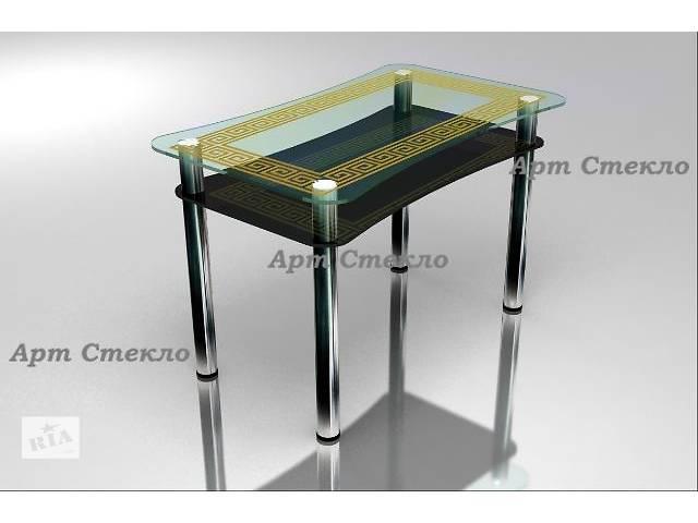 купить бу Мебель для кухни Кухонные столы Кухонные столы стеклянные новый в Дружковке