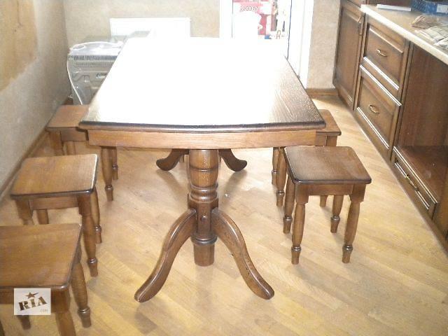 Мебель для кухни новый Кухонные столы Обеденные столы- объявление о продаже  в Ивано-Франковске