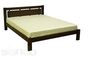 Кровать деревянная - Гонконг. Новая. (массив ольхи)