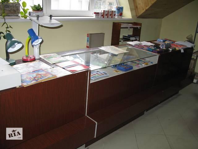 мебель торговая б/у- объявление о продаже  в Ужгороде