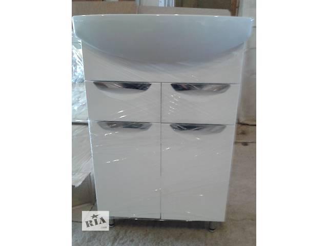 бу Мебель(тумба с умывальником) для ванны серии Грация в Запорожье