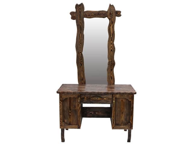 бу Мебель в деревенском стиле, Трюмо под старину с зеркалом в Киеве