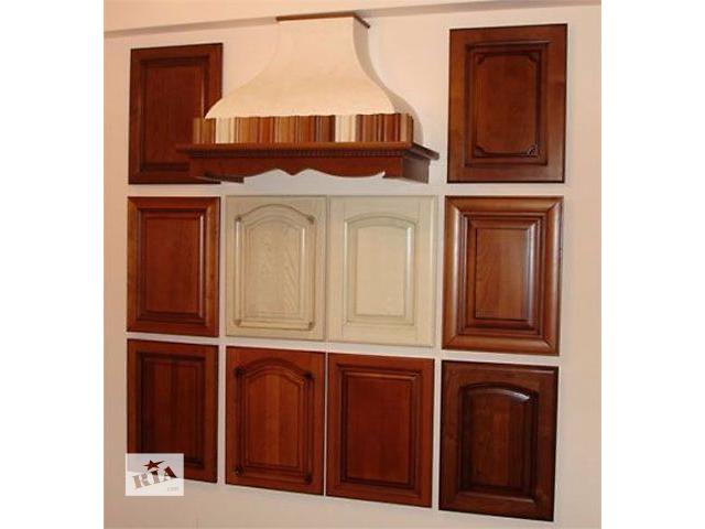 Мебельные фасады из дерева по индивидуальному проекту.- объявление о продаже  в Полтаве