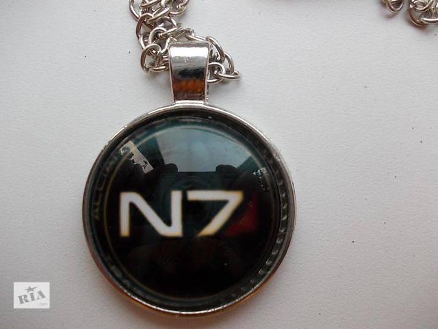 бу Медальон Mass Effect N7 в Киеве