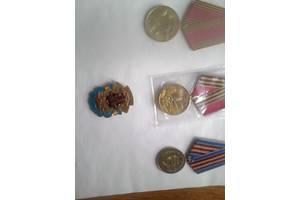 Медали победы