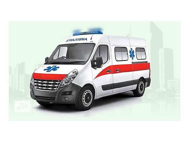 купить бу МедЗаказ - перевезти кардиологического больного из Харькова в Киев, в Чернигов, в Житомир  в Украине