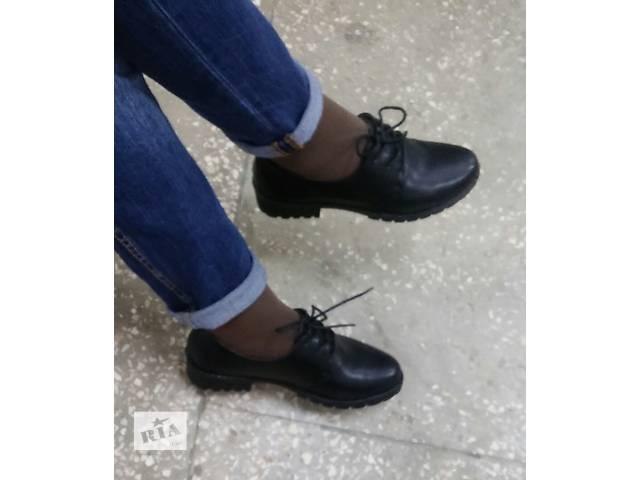 купить бу Мега стильные туфли в Черкассах