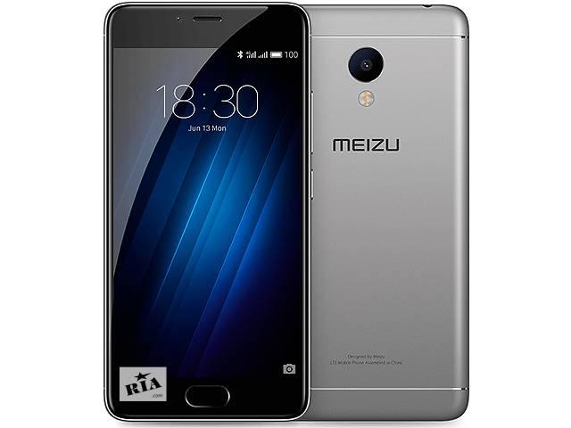 купить бу Meizu M3S Gray 3/32 в Киеве