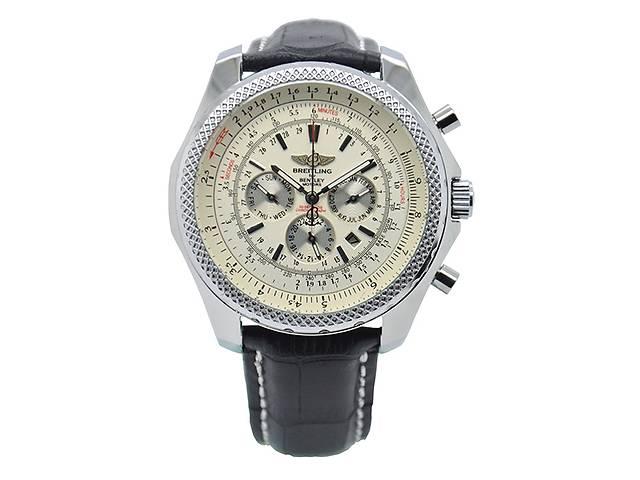 продам 2 цвета! Механические часы Breitling for Bentley бу в Тернополе