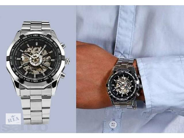 Механические наручные часы Winner Skeleton Timi- объявление о продаже  в Днепре (Днепропетровск)