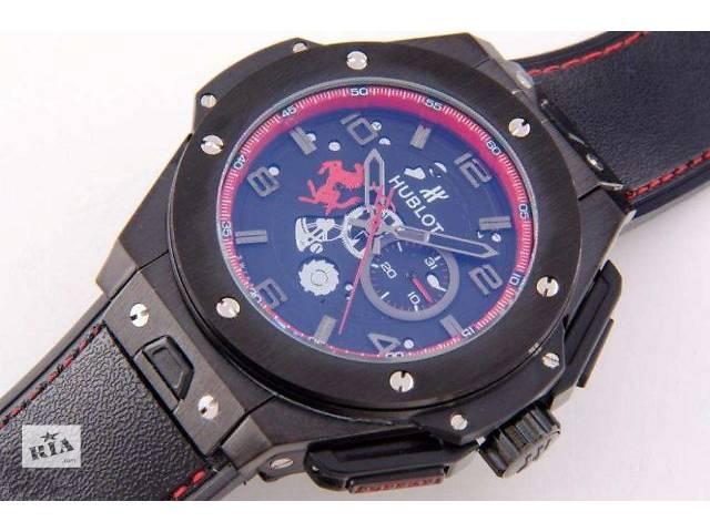 продам Механические часы Hublot Ferrari бу в Тернополе
