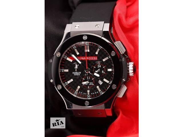 3 цвета! Механические часы Hublot Luna Rossa- объявление о продаже  в Тернополе