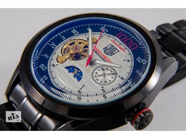 продам Механические часы TAG Heuer Mikrotimer бу в Тернополе