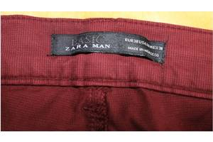 б/в чоловічі брюки Zara