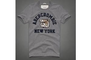 Новые Мужские футболки и майки Abercrombie & Fitch