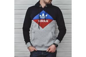 Новые Мужские толстовки Adidas