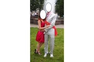 б/у Мужские костюмы
