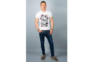 Мужские футболки и майки Olis-Style
