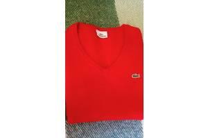 б/в чоловічі кофти і пуловери Lacoste