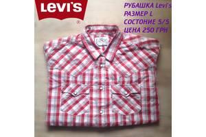 Новые Мужские рубашки LEVI'S