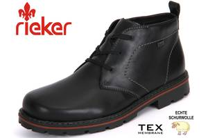 Нові чоловічі черевики і напівчеревики Rieker