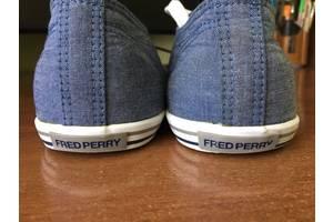 б/у Мужские кеды Fred Perry