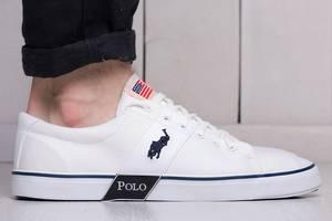 Новые Мужские кеды Polo Ralph Lauren