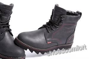 Нові чоловічі черевики і напівчеревики Levis
