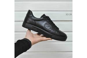 Новые Мужские кроссовки Gucci