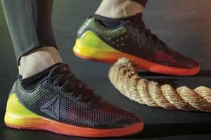Нові чоловіче взуття для фитнесу Reebok