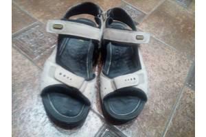 б/у Мужская пляжная обувь Ecco