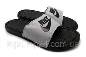 Новые Мужские шлепанцы Nike
