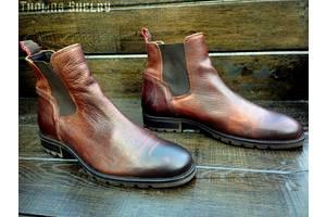 б/у Мужские ботинки и полуботинки Tommy Hilfiger