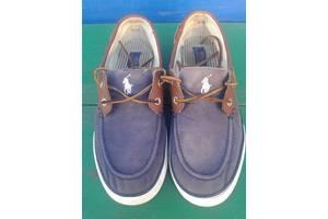б/у Мужская обувь Polo Ralph Lauren