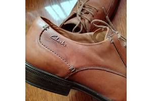 б/в Чоловічі туфлі Clarks
