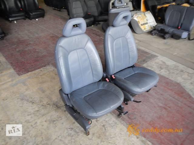 купить бу Mercedes A-Class - передние кожаные сиденья в Киеве