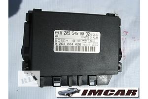 Парктроники/блоки управления Mercedes C-Class