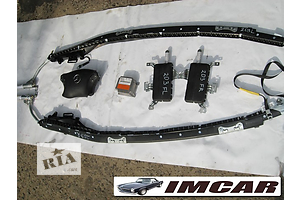 Подушки безопасности Mercedes C-Class