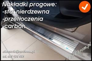 Порог Mercedes C-Class