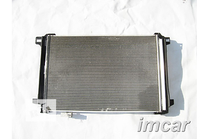 Радиатор кондиционера Mercedes E-Class