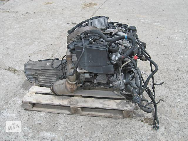 купить бу Mercedes ML164  Комплект дизеля 3,0л V6 M642 в Николаеве