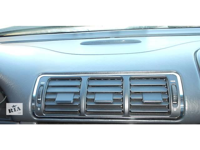 продам Mercedes ML W163 хромнакладки воздуховодов бу в Полтаве