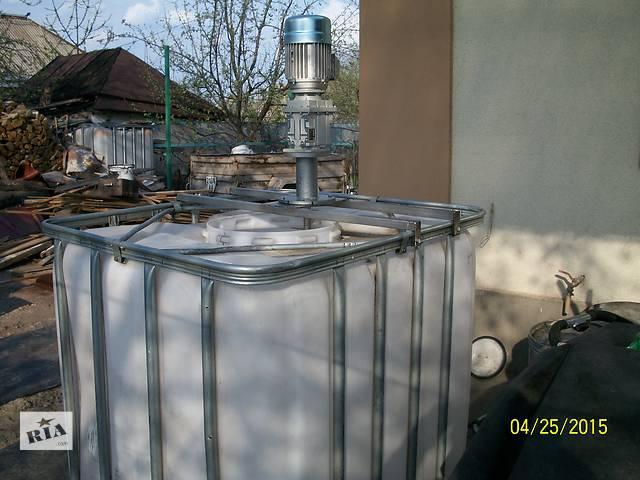 бу мешалки для еврокубов в Днепре (Днепропетровск)