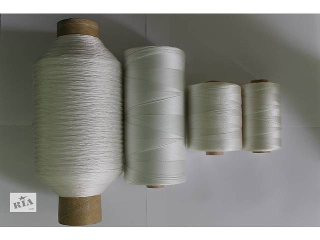 продам Мешкозашивочная нить (капроновая) для зашивки мешков 187 текс*2 бу в Харькове